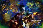 The Edge U2 Fan Art