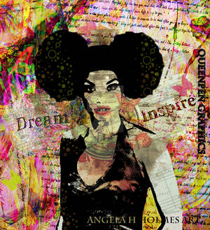 Be inspired mixed media