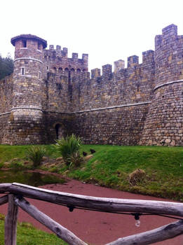 Castello Di Amorosa Winery 1