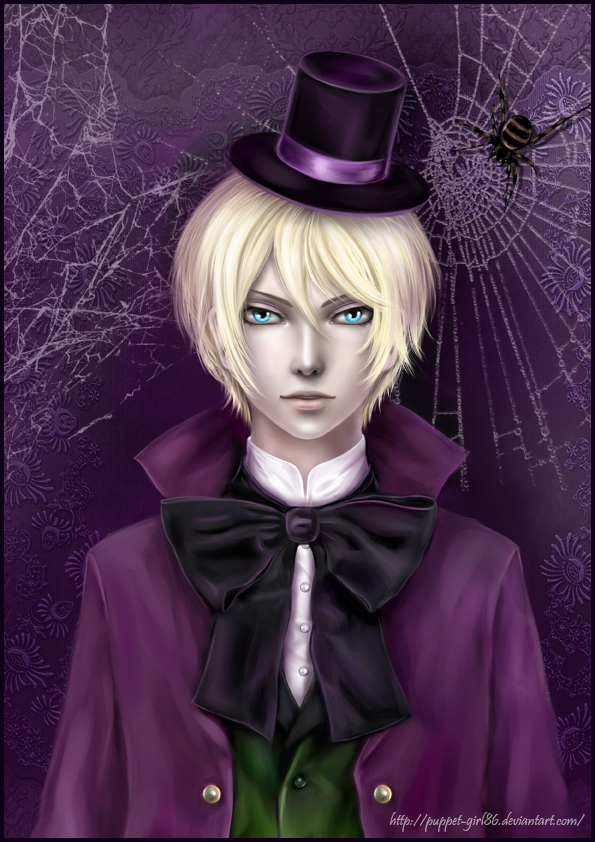 Alois by Puppet-Girl86