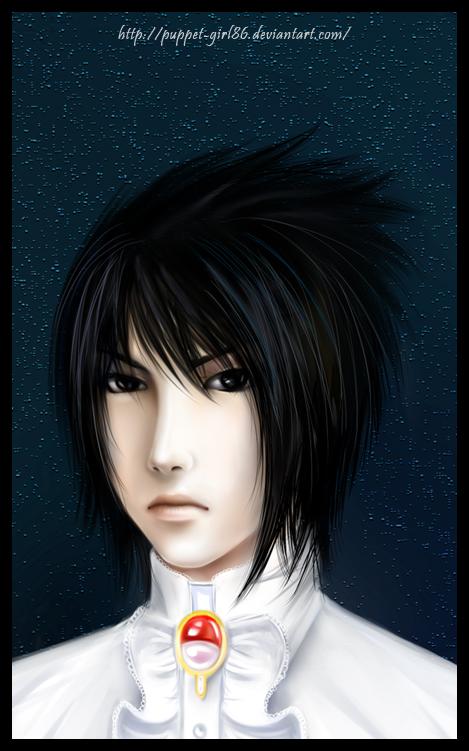 Sasuke by Puppet-Girl86