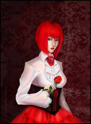 Madame Red by KeiLumo