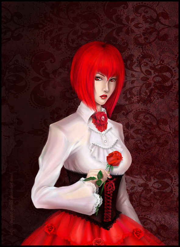 Madame Red by Puppet-Girl86