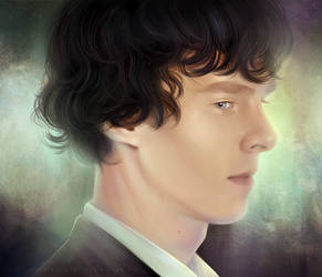 Sherlock by KeiLumo