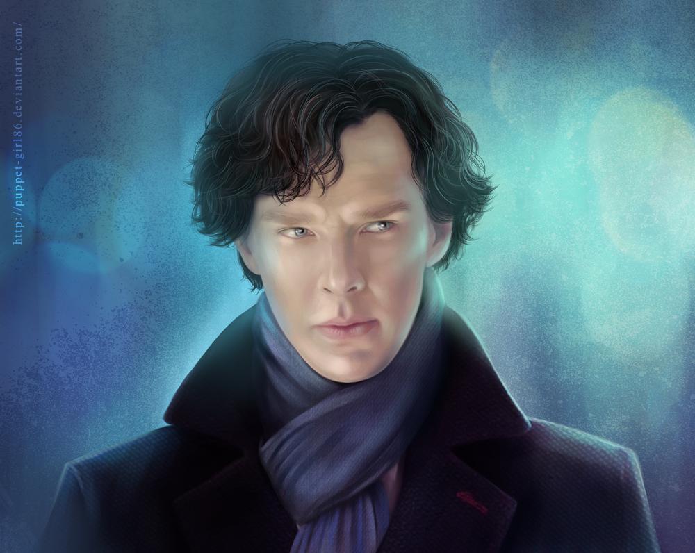 Sherlock by Puppet-Girl86