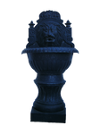 Lion Fountain PNG