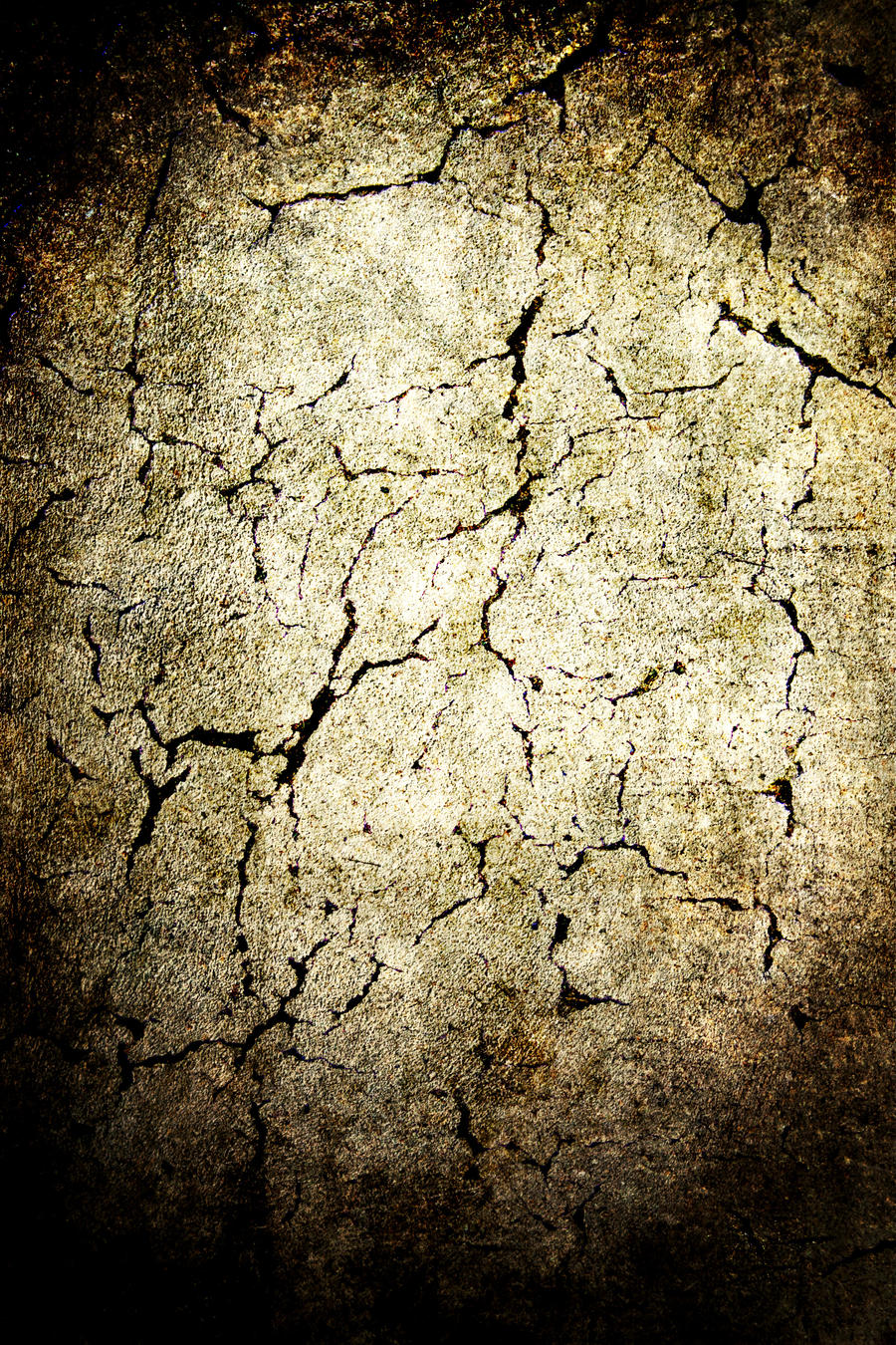 Cracked Texture 06... by the-night-bird