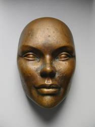 Bronze Mask 03... by the-night-bird