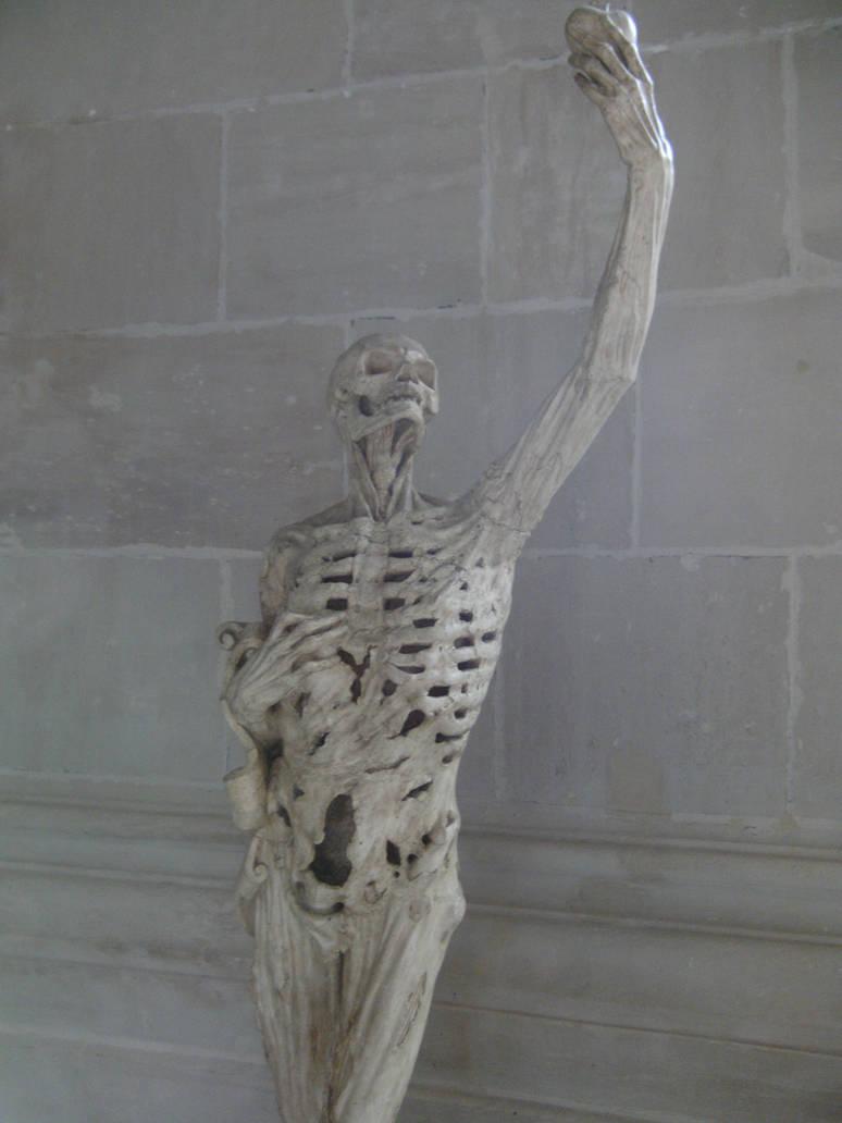 Skelpture 02... by the-night-bird