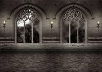Gothic BG Var01... by the-night-bird