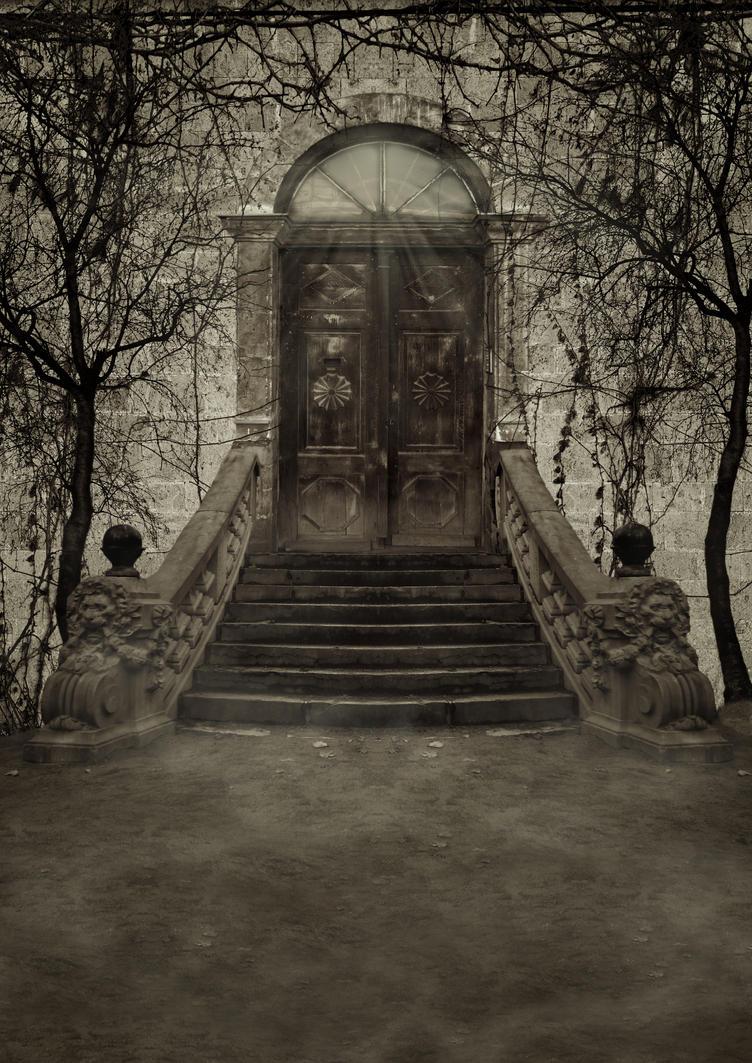 صور دمج خلفيات دمج خلفيات بيوت وقصور خلفيات قصور للدمج dark_door_bg____by_the_night_bird-d3cqm69.jpg