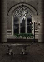 Gothic BG Var 02 by the-night-bird