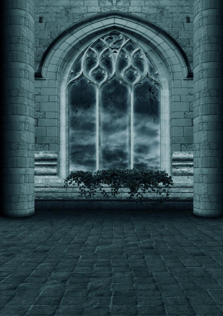 Gothic bg var04 by the night bird on deviantart for Premade columns