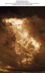 Manipulated Sky 04 by the-night-bird