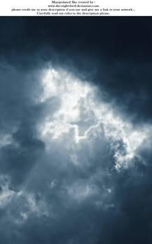 Manipulated Sky 06