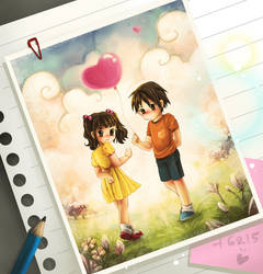 Sweet Memory by vaniamarita