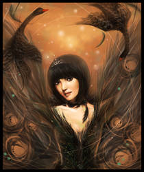 Black Swan by vaniamarita