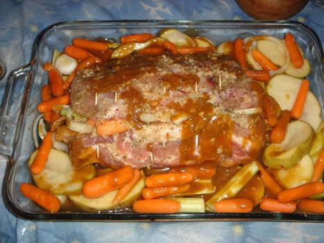 Roast Uncooked