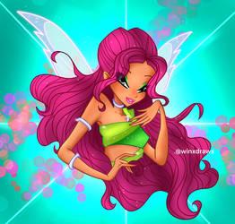 Aisha/Layla Magic Winx |Wow Version