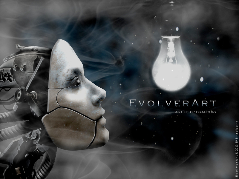 EvolverArt by bpbradbury
