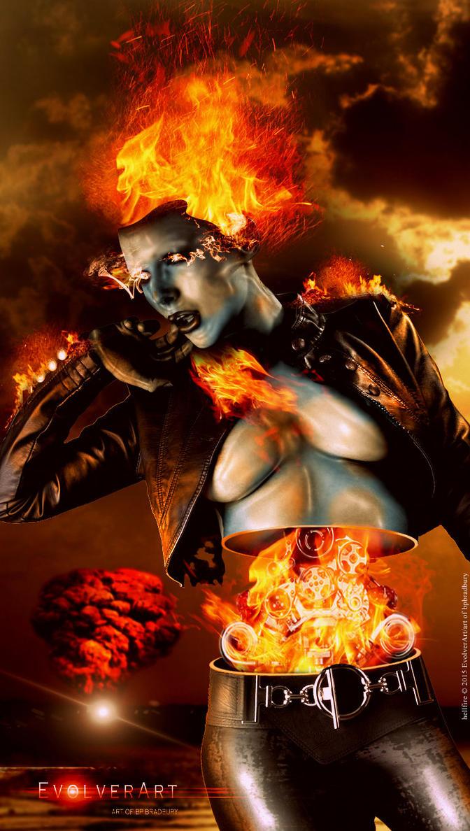 Hellfire by bpbradbury