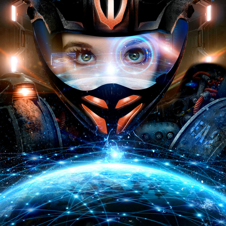 Destination:  Earth Alternative by bpbradbury
