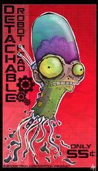 Detachable Robothead by suicidal-cow