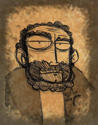 Allan Pinkerton by suicidal-cow