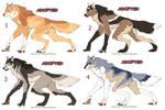 Werewolf Adoptables 1 [CLOSED]