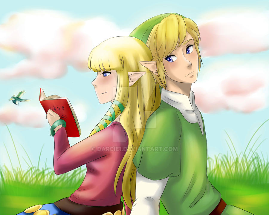 Skyward Sword Zelink by Darcie1 on DeviantArt Zelink Skyward Sword