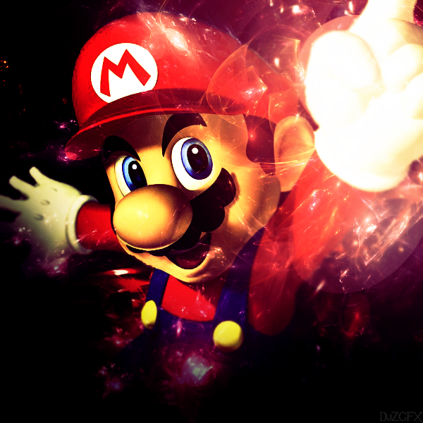 Mario Bros Dubstep Album Art V2 by DjZGFX on DeviantArt