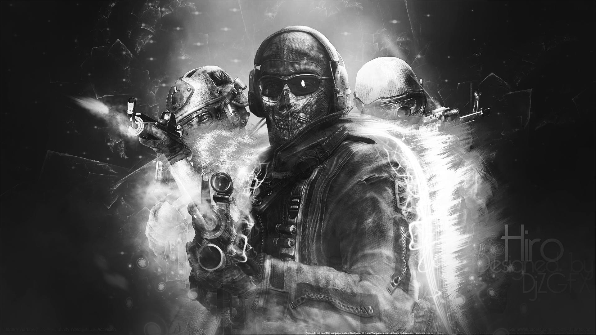 Download Wallpaper 3840x2400 Call Of Duty Modern Warfare 2