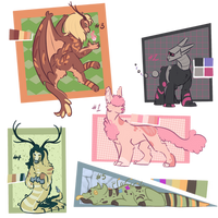 (OTA) A bunch of mixed adopts