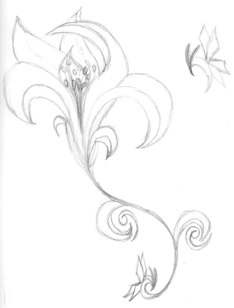Flora Fey by Strayblackcat
