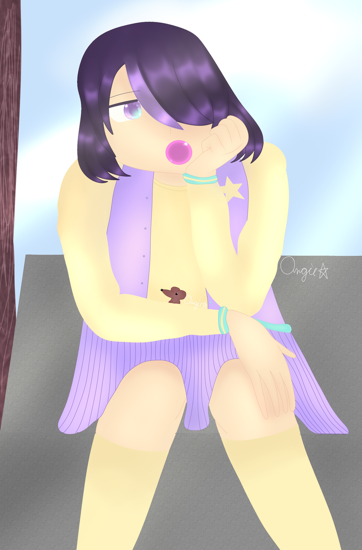 Pastel Girl Challenge: Yoon by AngieUtauChan
