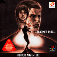 Silent Hill REDO-BOX ART by Pastichio