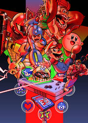 Gameboy 30th Anniversary FANART