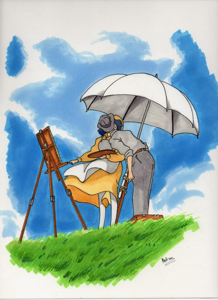 The Wind Rises Kaze Tachinu By Mendivant