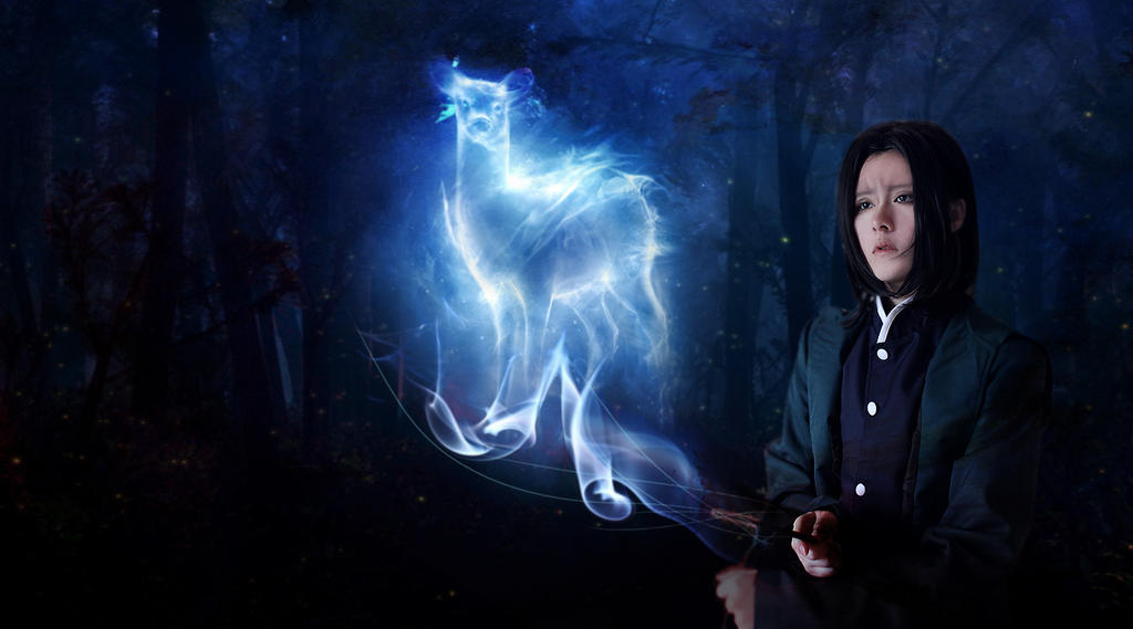 Expecto Patronum By Snarry99 On Deviantart