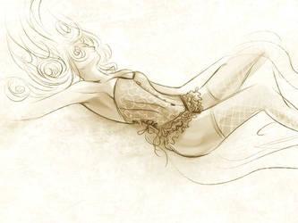 corset by greyskyblues