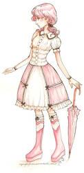 Imalia in Lolita by greyskyblues