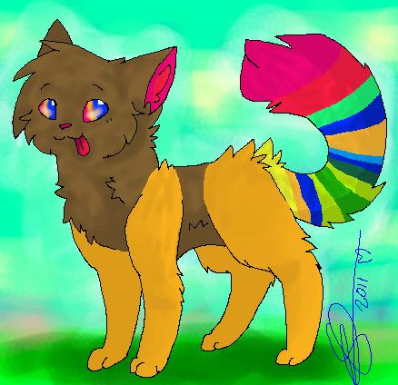 Rainbowtail by Esprit-Arait