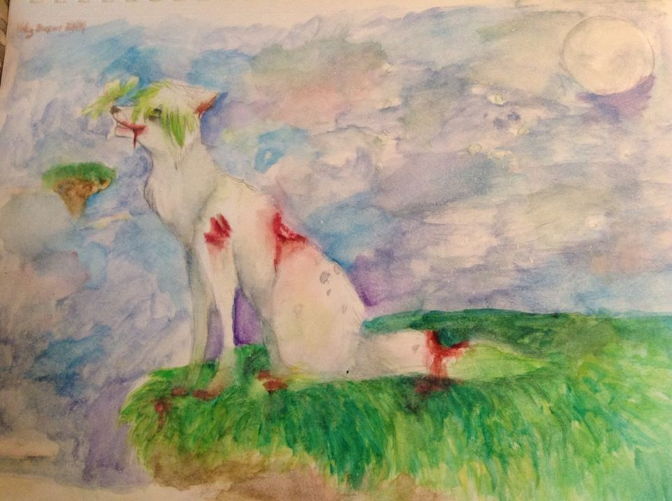 Here lies the end by Esprit-Arait