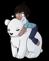 Mama Bear by ButtonPrince