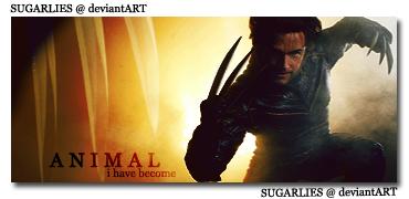 Wolverine by SugarLies