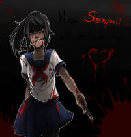 Yandere-chan by Andri-xxx