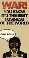 Cheap Bombs by PabloMonforte