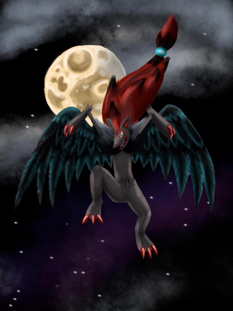 Night Flight by askiopop