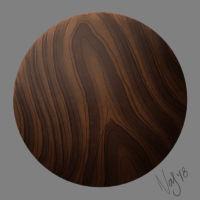 Material Study: Walnut