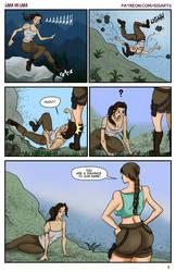 Tomb Raider: Lara versus Lara (page 1/4) by Gisarts